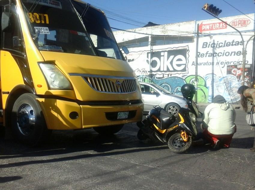 Universitarios no avalamos incremento a la tarifa de transporte urbano: Rivera Morales