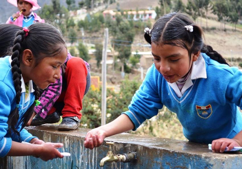 Crean conciencia entre estudiantes para el cuidado del agua