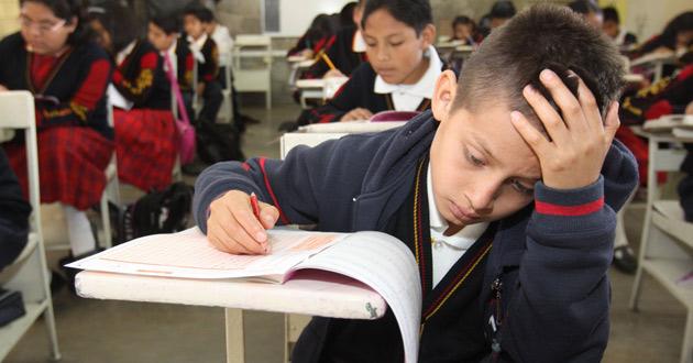 ¿Para cuándo una educación de calidad?