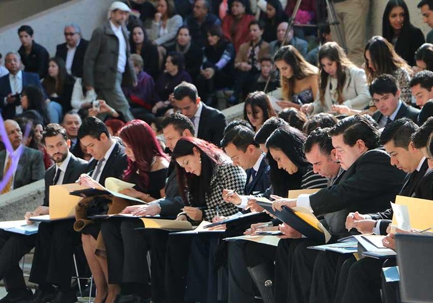 Se gradúan 167 alumnos del Tecnológico de Monterrey