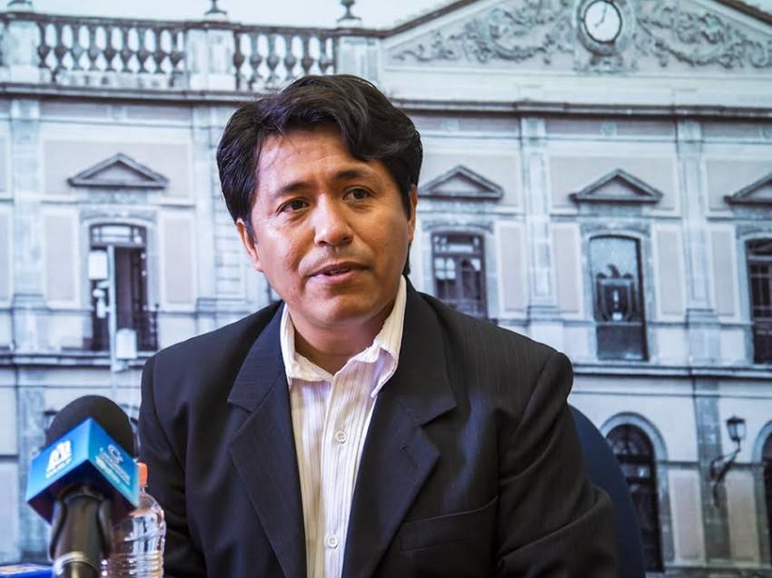 Recibe catedrático de la UASLP, Mención Honorifica en el Premio Nacional al Mérito Ecológico 2016