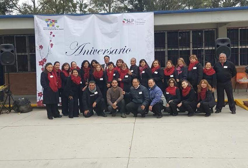 El Centro de Atención Múltiple conmemoró su 31 Aniversario