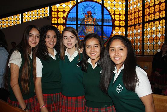 Inician procesos de inscripción en el Colegio Sagrado Corazón