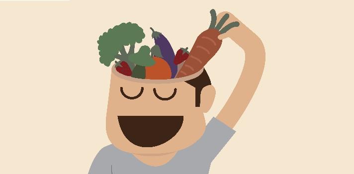 Alimentos que mejoran el rendimiento intelectual
