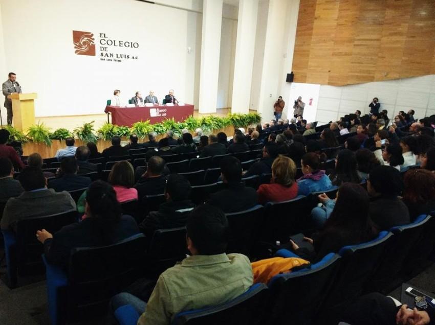 Celebra el Colegio de San Luis 20 años de su fundación