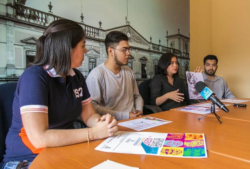 Alumnos de Criminología de la UASLP ganan 1° lugar en Concurso de Cartel