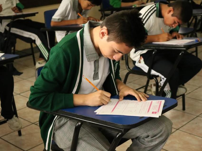 Inician prueba PLANEA más de 39 mil alumnos de secundaria