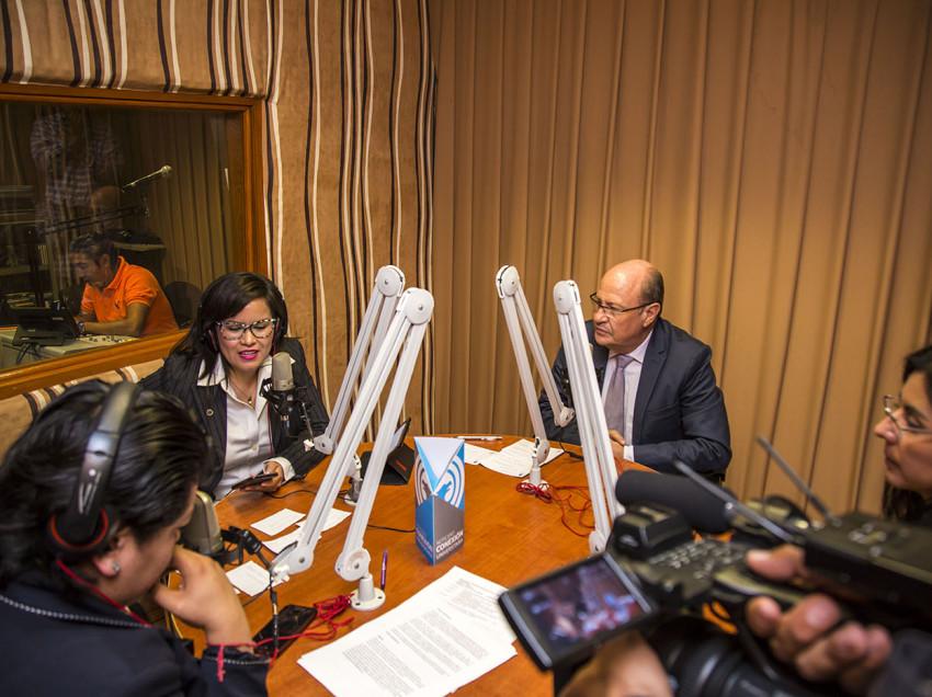 Radio Universidad inició la transformación de sus contenidos