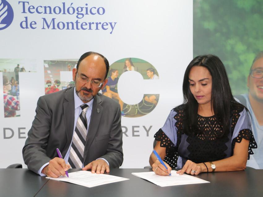 Tecnológico de Monterrey y COBACH renueva su compromiso por la eduación