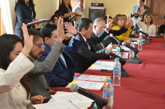 Cabildo capitalino aprueba reformas del Sistema Nacional Anticorrupción