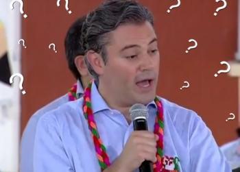 El error de Aurelio Nuño al hablar de Julieta Fierro