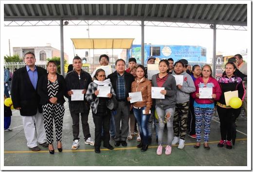 Ayuntamiento de Soledad contribuye a abatir el rezago educativo
