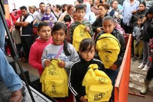 Indispensable sumar esfuerzos y acciones a favor de miles de estudiantes
