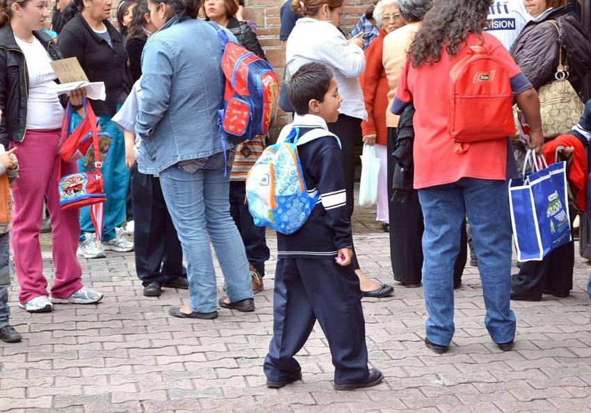 Sin contratiempos, regreso a clases en escuelas municipales