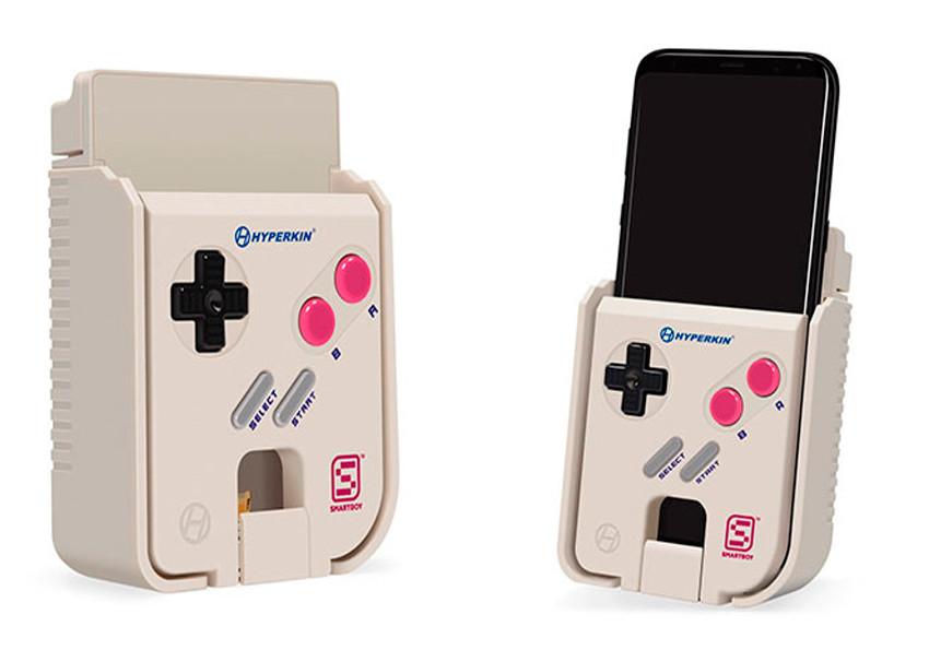 Convierte tu celular en un Game Boy