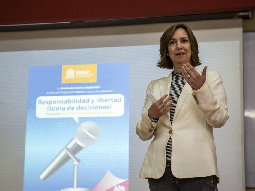 Universitarios interesados en su crecimiento personal: especialista