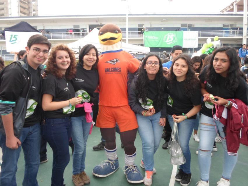 La Universidad TecMilenio celebrò su 15 aniversario