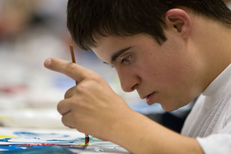 Escuelas de SLP no tienen cabida ni tacto para atender a niños con Síndrome de Down
