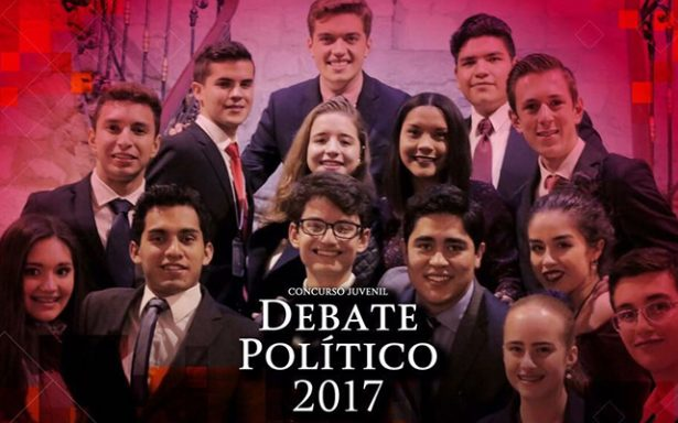 """Invita INPOJUVE a participar en convocatoria """"Debate Político 2017"""""""