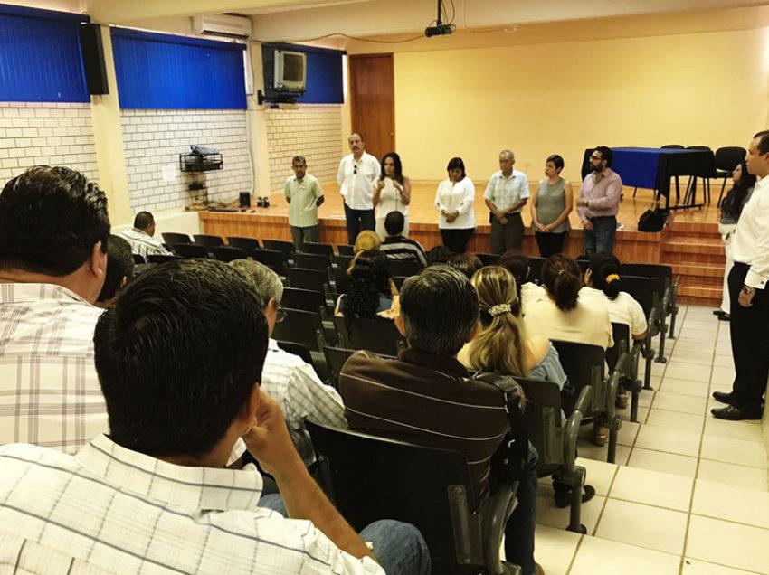 COBACH ofrece cursos de acompañamiento a profesores que se evaluarán en servicio profesional docente