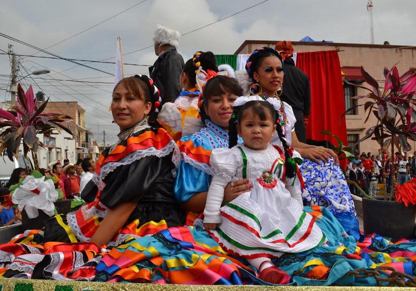 Preparan desfile del 16 de Septiembre