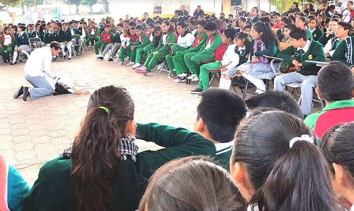 Previene SEGE violencia de género en Educación Básica
