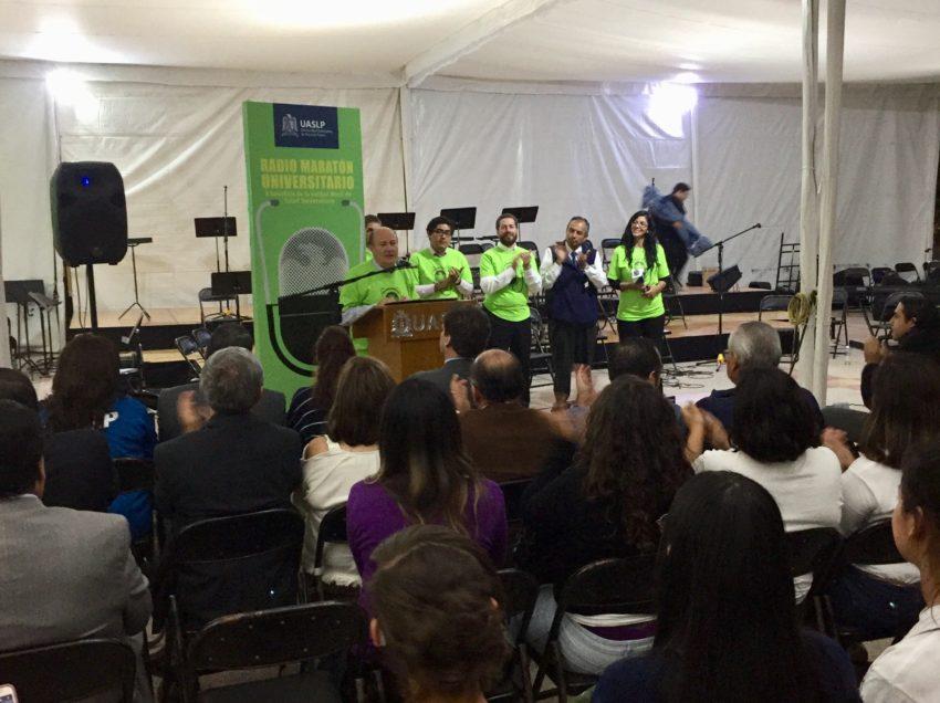LI Radio Maratón Universitario logra meta de recaudación