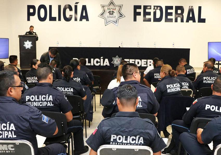 Policía Federal abre convocatoria de reclutamiento