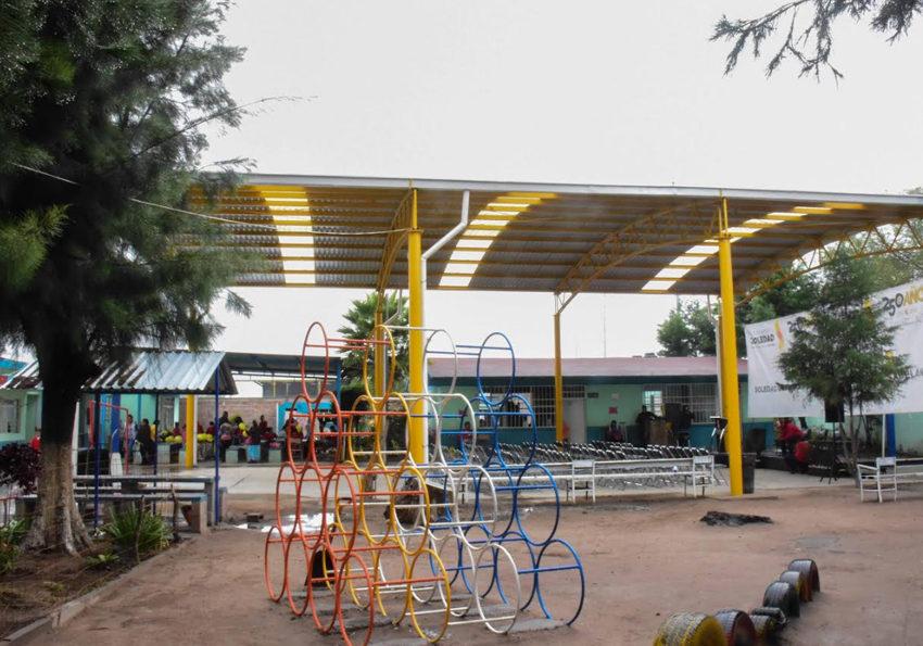 Fortalece Soledad infraestructura educativa