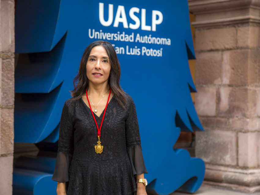 Catedrática de la UASLP gana premio internacional