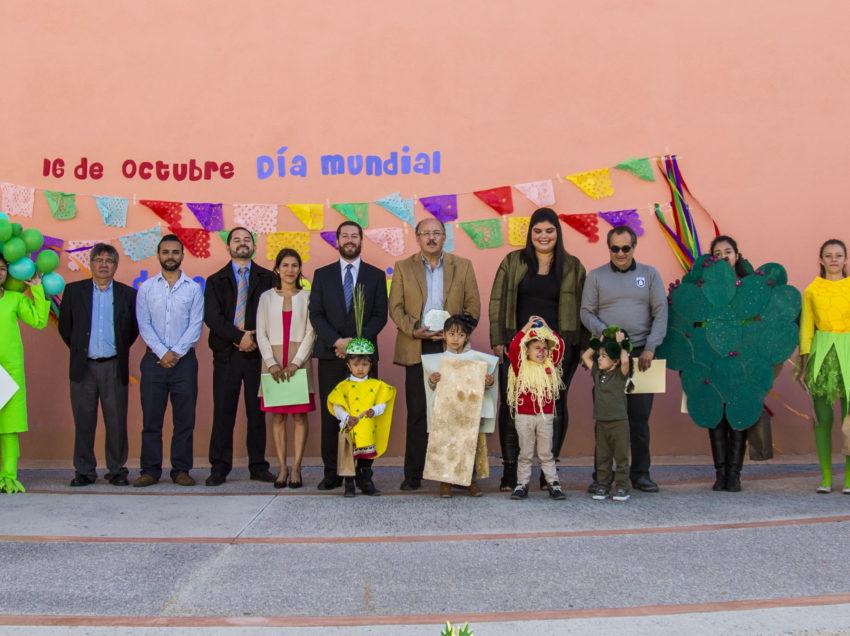 UASLP, celebró Día Mundial de la Alimentación