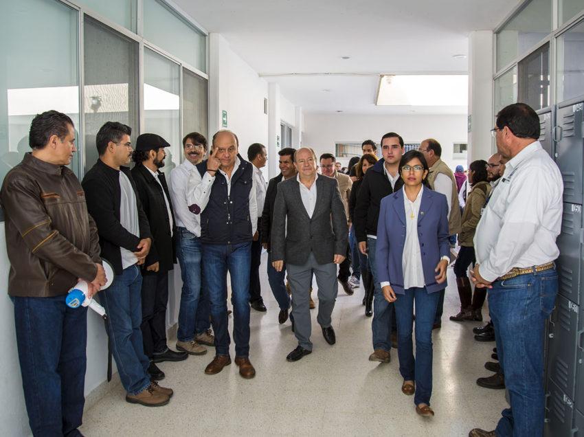 UASLP inaugura Departamento Universitario de Inglés