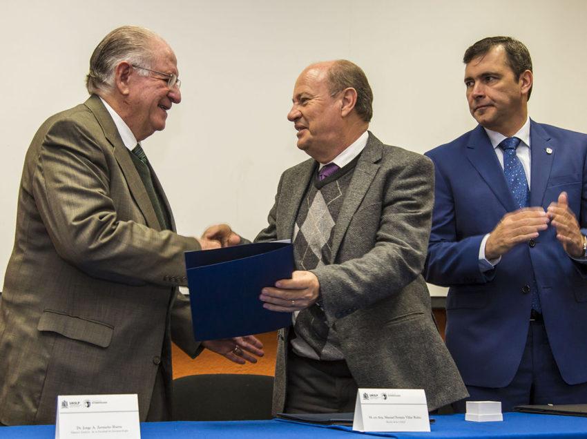 Doctor Jorge Arturo Zermeño Ibarra, un universitario ejemplar: Rector