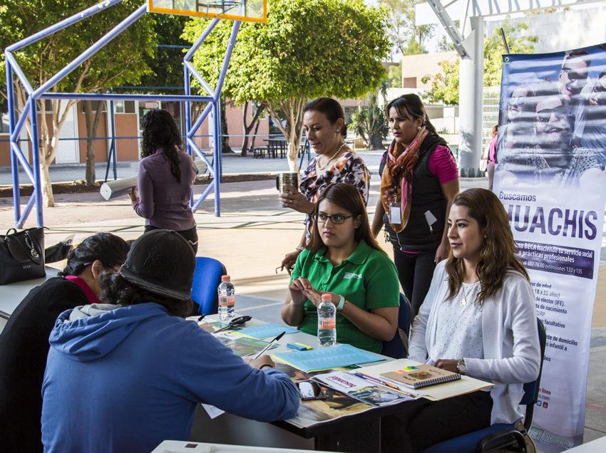 UASLP presenta la 7° Edición de la Feria del Empleo 2017