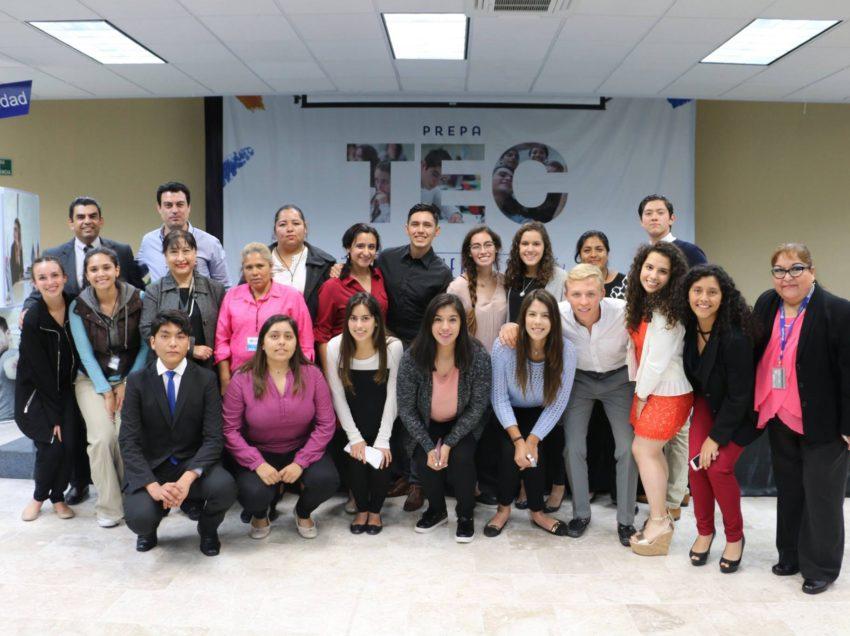 Alumnos del Tec de Monterrey campus SLP evitan la migración infantil