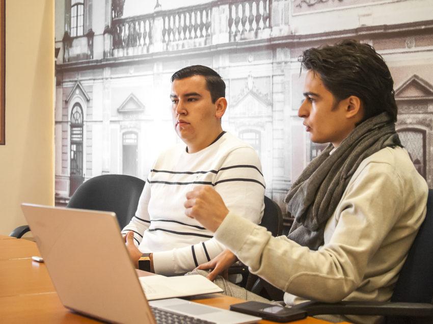 Estudiantes emprenden acciones de seguridad en zona universitaria oriente