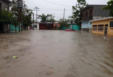 Continua vigilancia en planteles escolares afectados por lluvias: SEGE