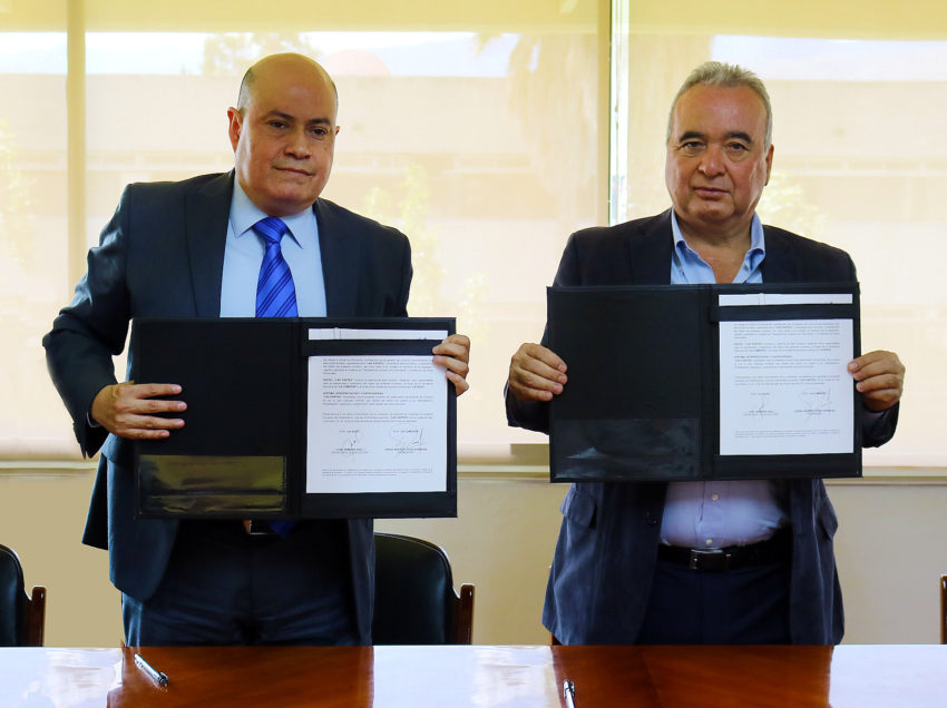 Ratifican SEGE Y CEDH colaboración para fomentar el respeto en las escuelas