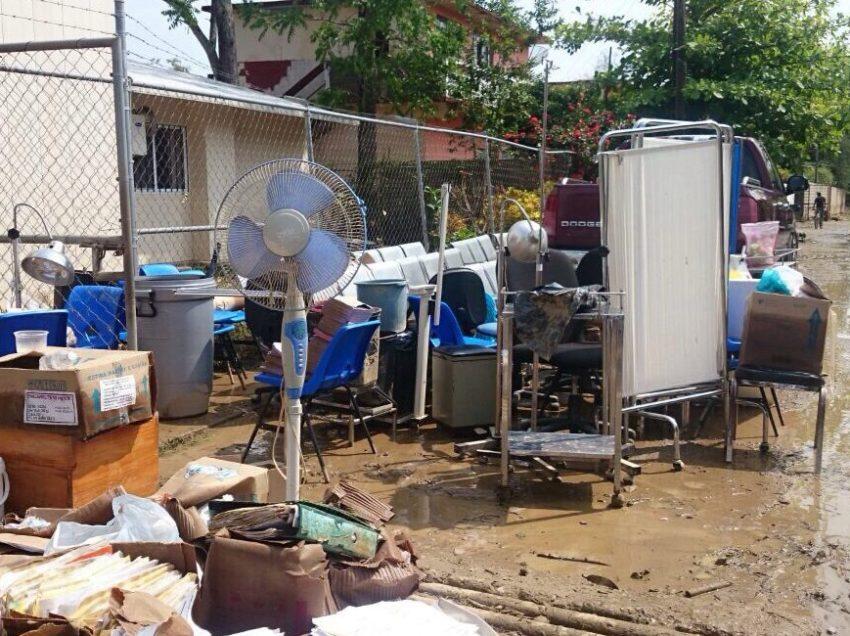 Continúa monitoreo de escuelas en afectadas por las lluvias