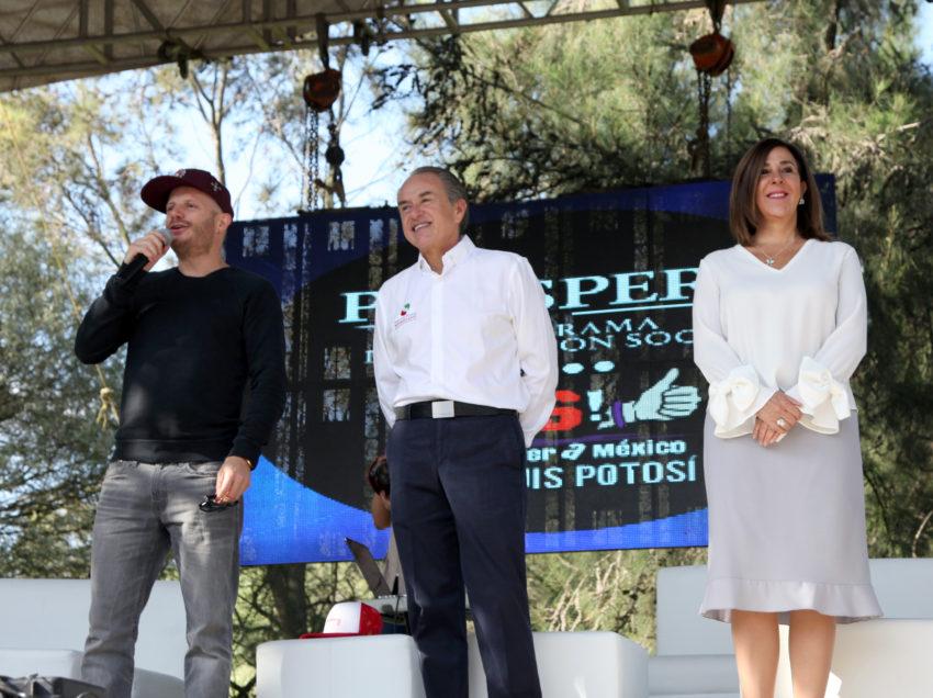 """Se llevó a cabo el encuentro """"VAS A Mover a México"""""""
