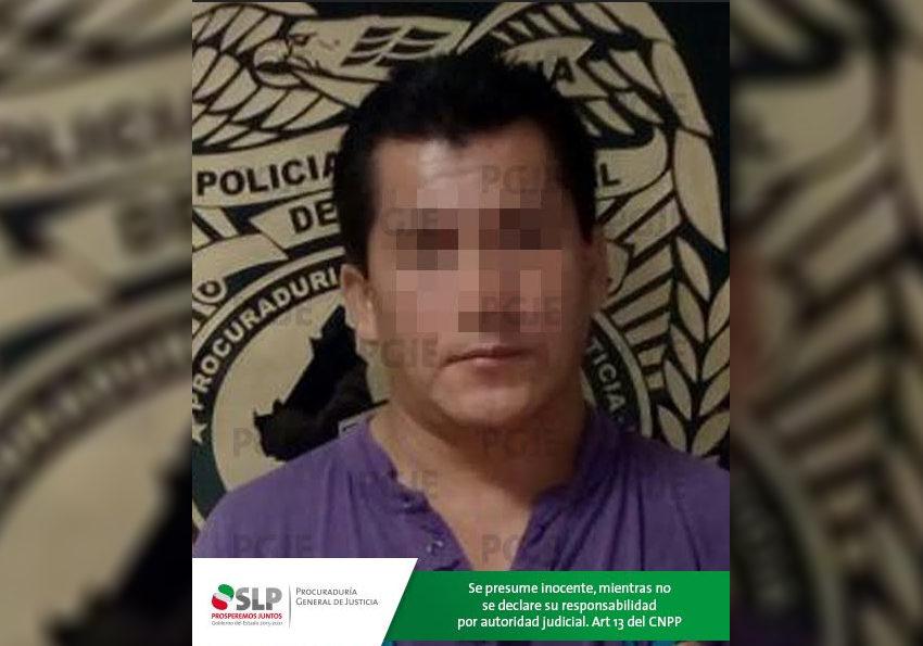 Detienen a Profesor acusado de violación