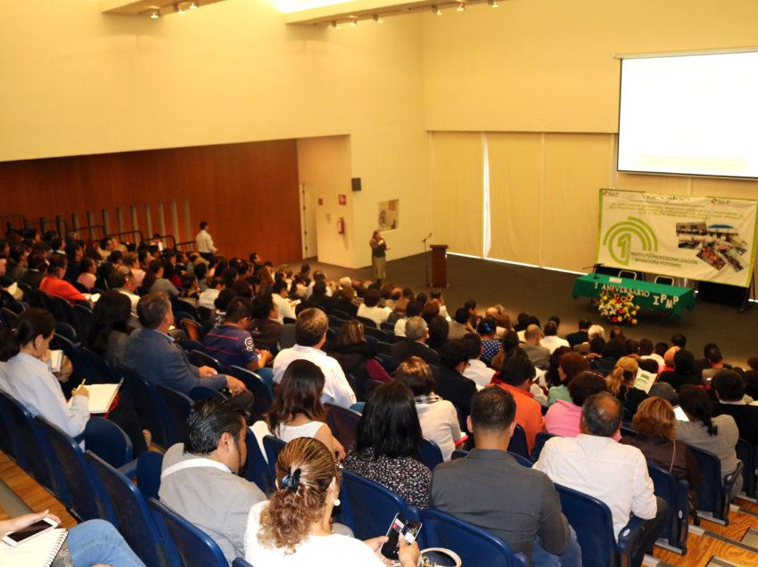 El Instituto de Profesionalización del Magisterio potosino ha capacitado a 12 mil docentes