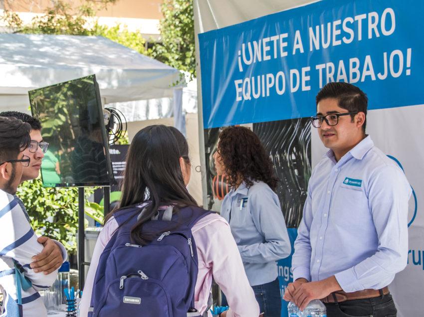 UASLP realiza con éxito 3er fecha de la Feria del Empleo