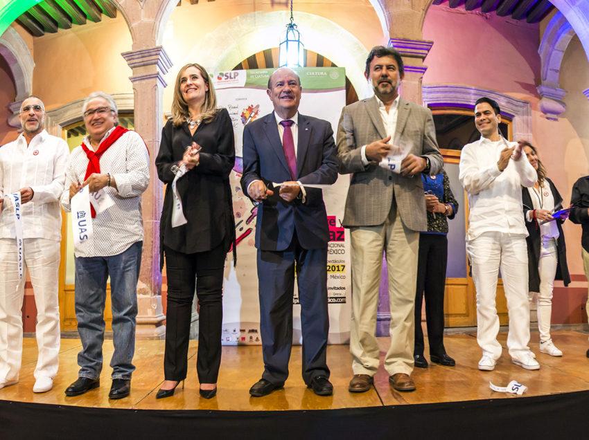 Centro Cultural Caja Real-UASLP abrió las puertas de la muestra El arte y la Paz