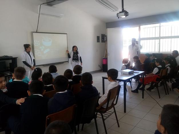 Aplican en escuelas de Soledad programa piloto contra obesidad y sobrepeso