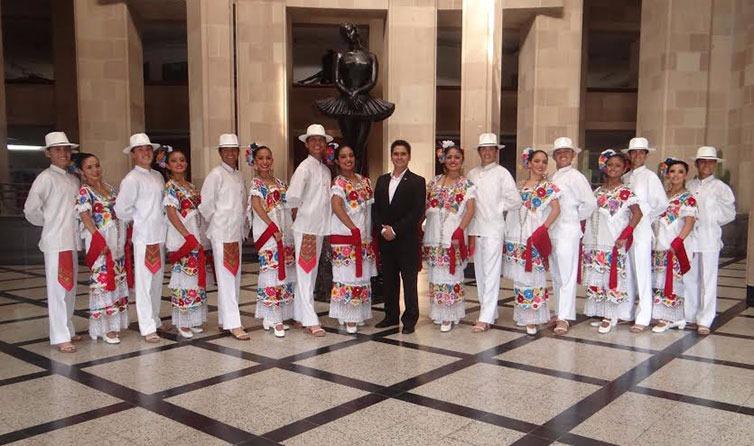 Cobach representará a México en Festival Folclórico.