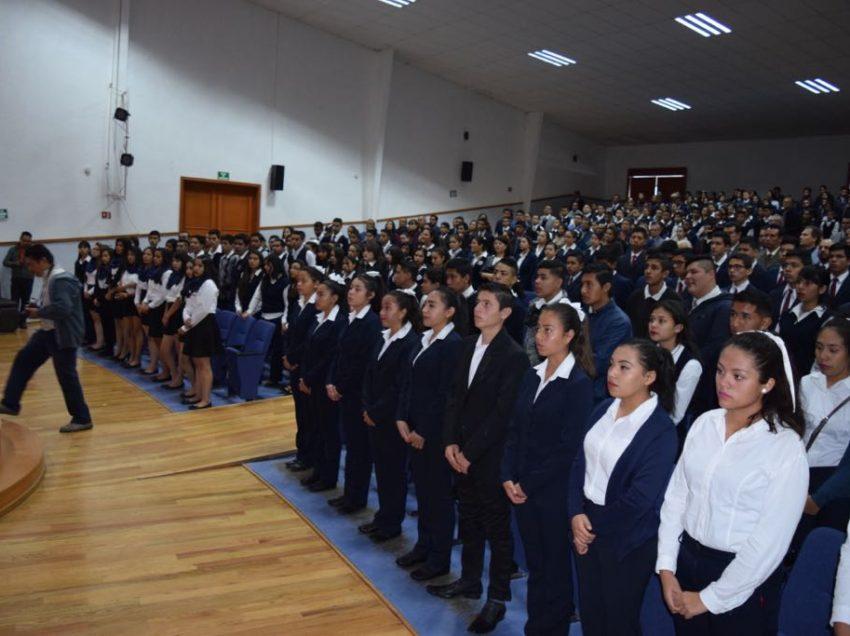 Inicia el encuentro cultural de la juventud preparatoriana