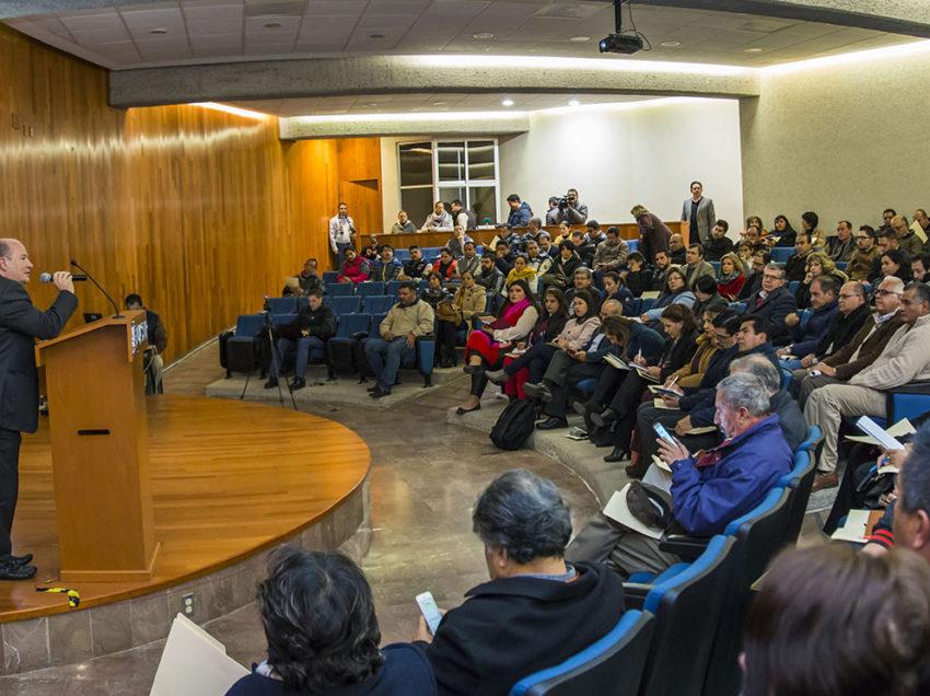 UASLP atenta a innovar en la oferta curricular: Dr. Francisco Marmolejo