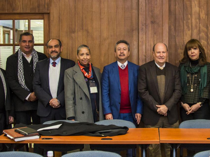 Facultad de Derecho inicia proceso de re acreditación