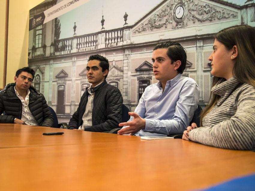 Obtienen estudiantes de Arquitectura premio internacional